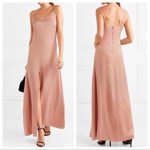 Alice + Olivia Eliza Silk Maxi Dress Size 4US